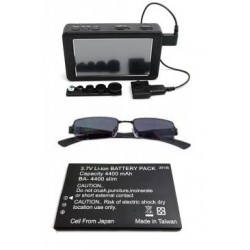 Kit PV 1000 Touch 5 + Gafas de Sol Espia SG10