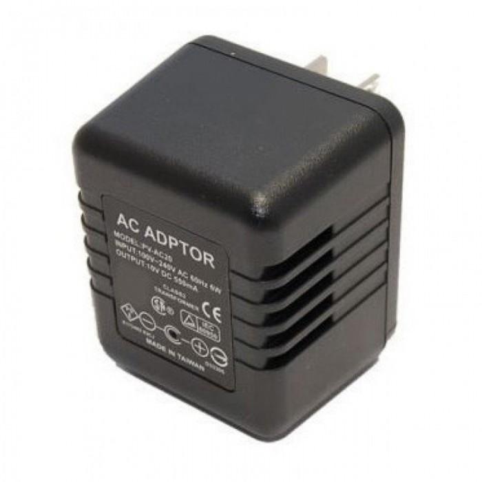 PV-AC20HDWI Camara espia WIFI Full HD 1080 en transformador de pared
