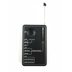 Detector de micrófonos ocultos y cámaras espías RD-30