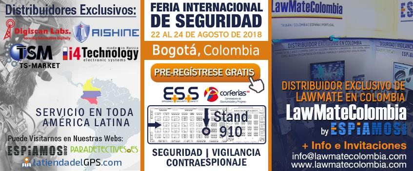Feria ESS LawMate Colombia